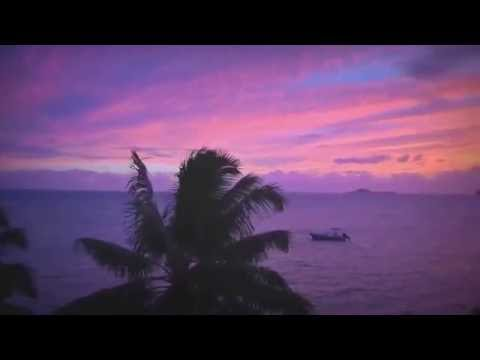 Seychelles: Relax 30 min. The best sunset, music, rain and ocean waves