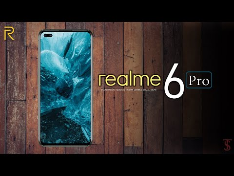 Realme 6 Pro Price, First Look, Design, Motion Teaser, Key Specifications, Camera, Features