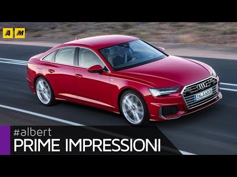 Audi A6 2018 | Tecnologia di A7 e A8 e che handling!
