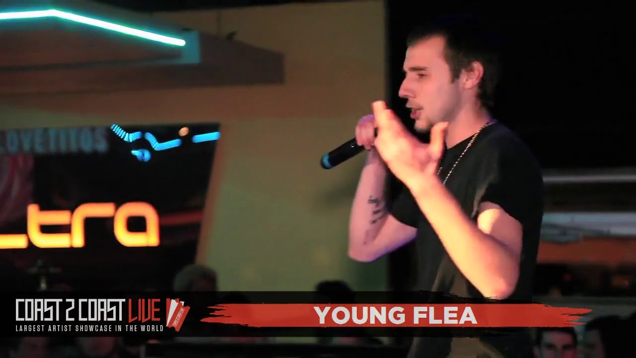 Download Young Flea (@young_too_flea) Performs at Coast 2 Coast LIVE | Richmond, VA All Ages Edition 3/11/18