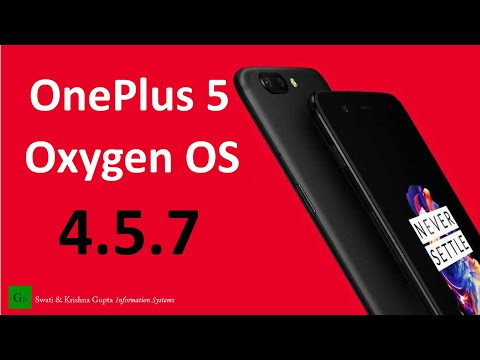 OnePlus 5 OxygenOS 4.5.7 Update (4K EIS Test, Benchmark Comparison)