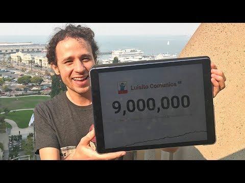 Llegando a los 9 MILLONES EN VIVO!!!