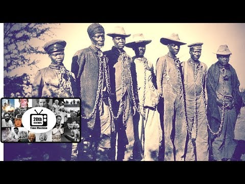Namibia and the South African Oppression. Free Namibia Part 1 of 2.