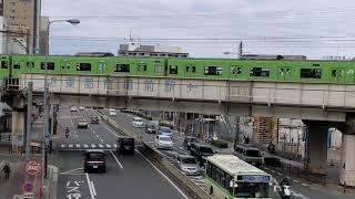 【4K】JR西日本 大和路線 普通王寺行き 201系走行シーン