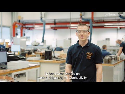 TE Connectivity Oostkamp: technisch operator Molding