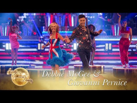 Debbie and Giovanni Samba to 'Wannabe / Who Do You Think You Are' - Strictly Come Dancing 2017