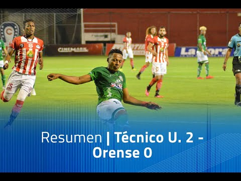 Tecnico U. Orense Goals And Highlights