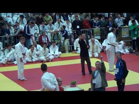 Sport Adapté Championnat de France de judo
