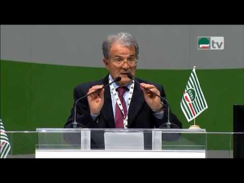 Intervento di  Prodi Presidente Fondazione Collaborazione tra i Popoli