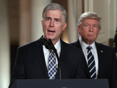 LIVE:President Donald Trump Attends Swearing In Ceremony of Supreme Court Justice Neil Gorsuch