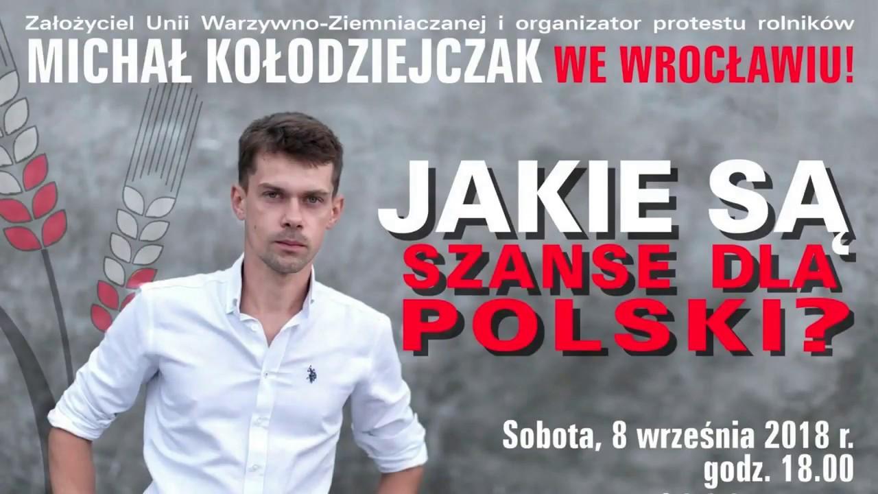 Co dalej z polskim rolnictwem? (Michał Kołodziejczak)