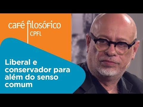 Liberal e conservador para além do senso comum | Luiz Felipe Pondé