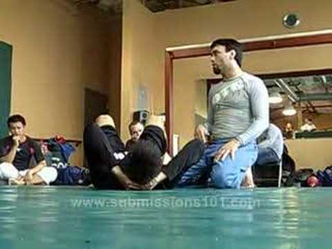 Eddie Bravo: Setting up Twister Side Control