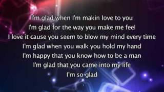 Jennifer Lopez I 39 m Glad, Lyrics In.mp3