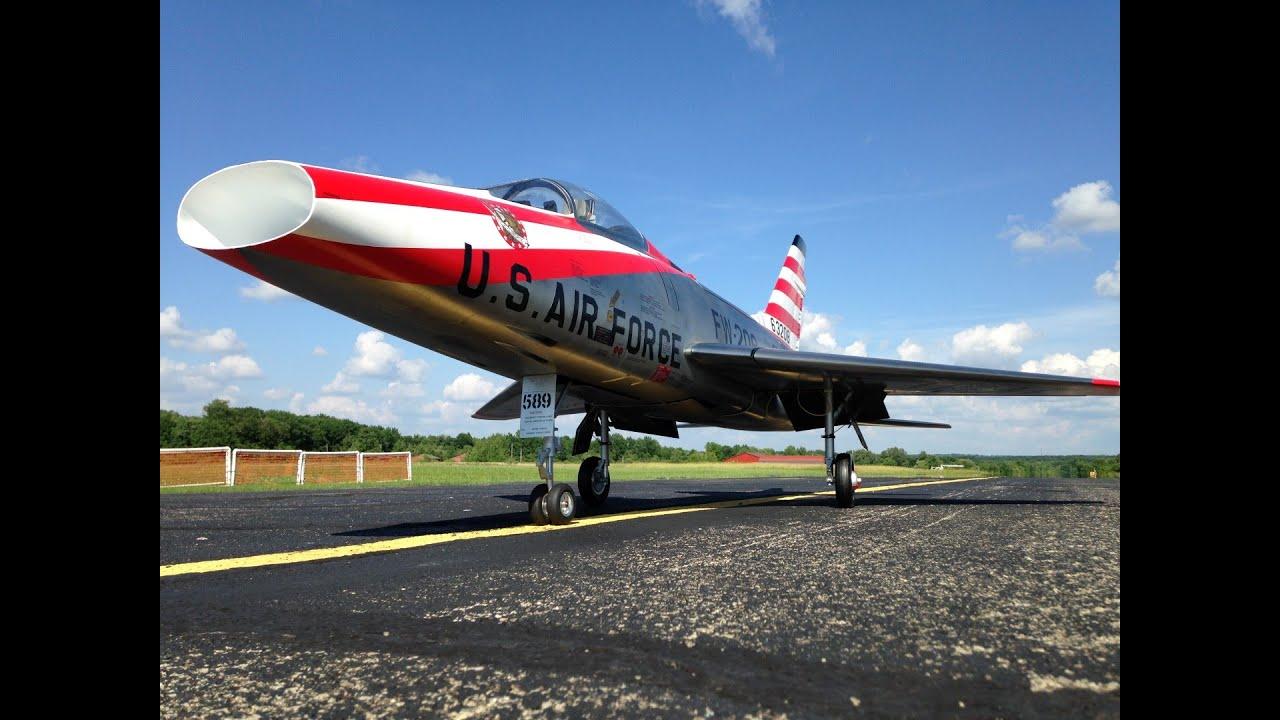 Xtreme ARF F-100D by:UsaRcJets