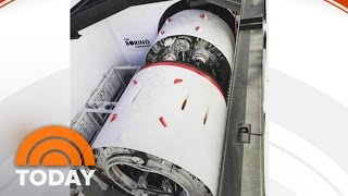 Elon Musk Posts Photos Of His Tunnel-Boring Project On Instagram | TODAY