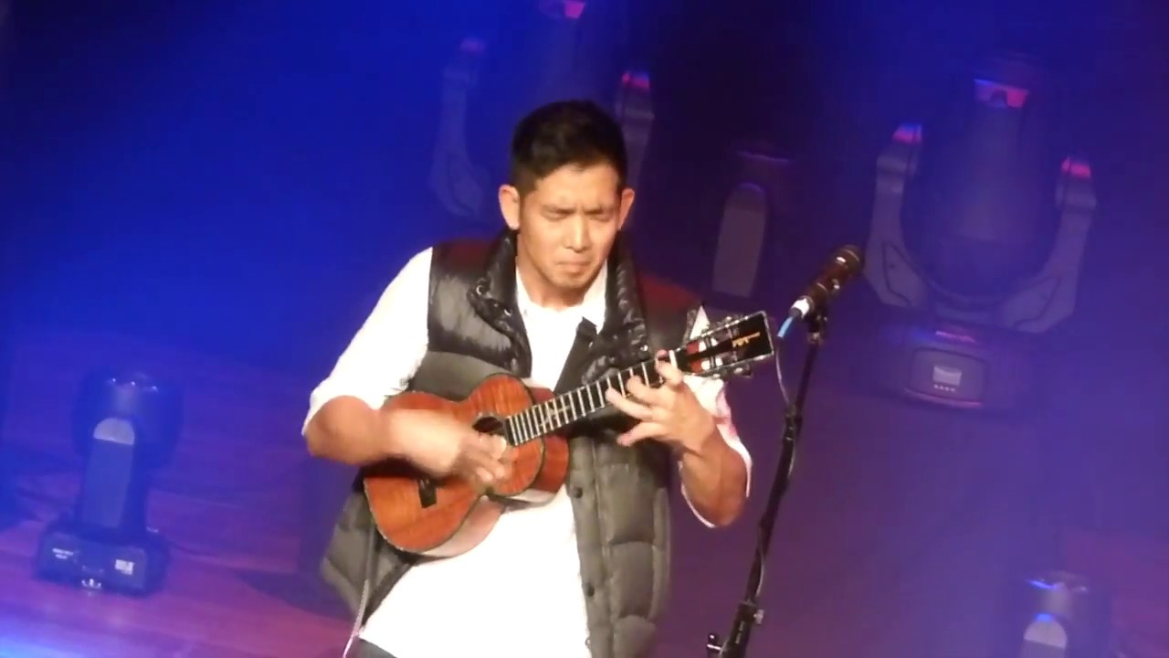 Jake Shimabukuro's Mission To Make The Ukulele Cool