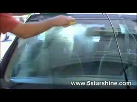 Diamondite Windshield Cleaning System