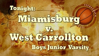 MVCC Game of the Week:  Miamisburg v. West Carrollton JV