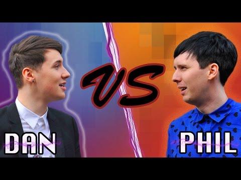 Dan Vs Phil - The Ultimate BRITs Quiz | BRIT Awards 2015