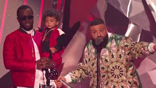DJ Khaled Acceptance Speech - Hip-Hop Song Of The Year | 2018 iHeartRadio Music Awards