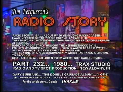 JIM FERGUSSON COMEDY - GARY BURBANK!!! - SCHOOL BOARD PLAYTIME - FERGUSSON/TRAX - RS 845NEW