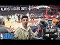 SURPRISED FAZE RUG GONE WRONG! *FLOOR SEATS*