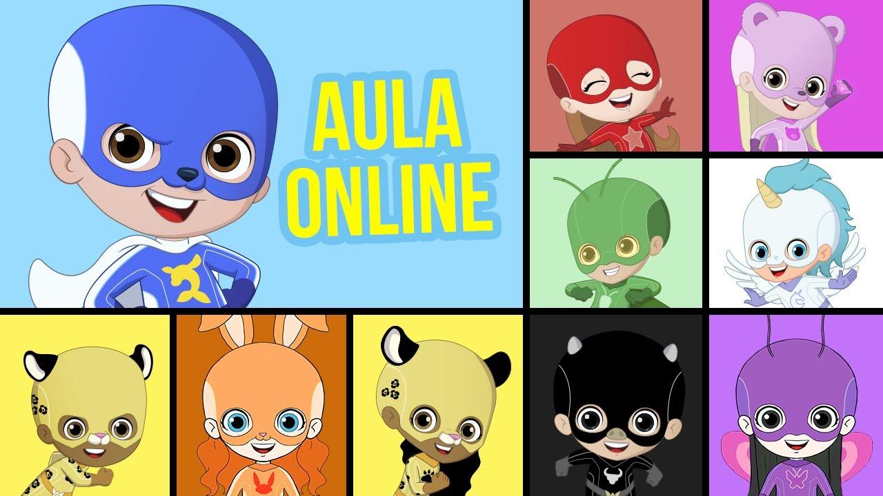 Download AULA ONLINE DOS AVENTUREIROS PARA TREINAMENTO