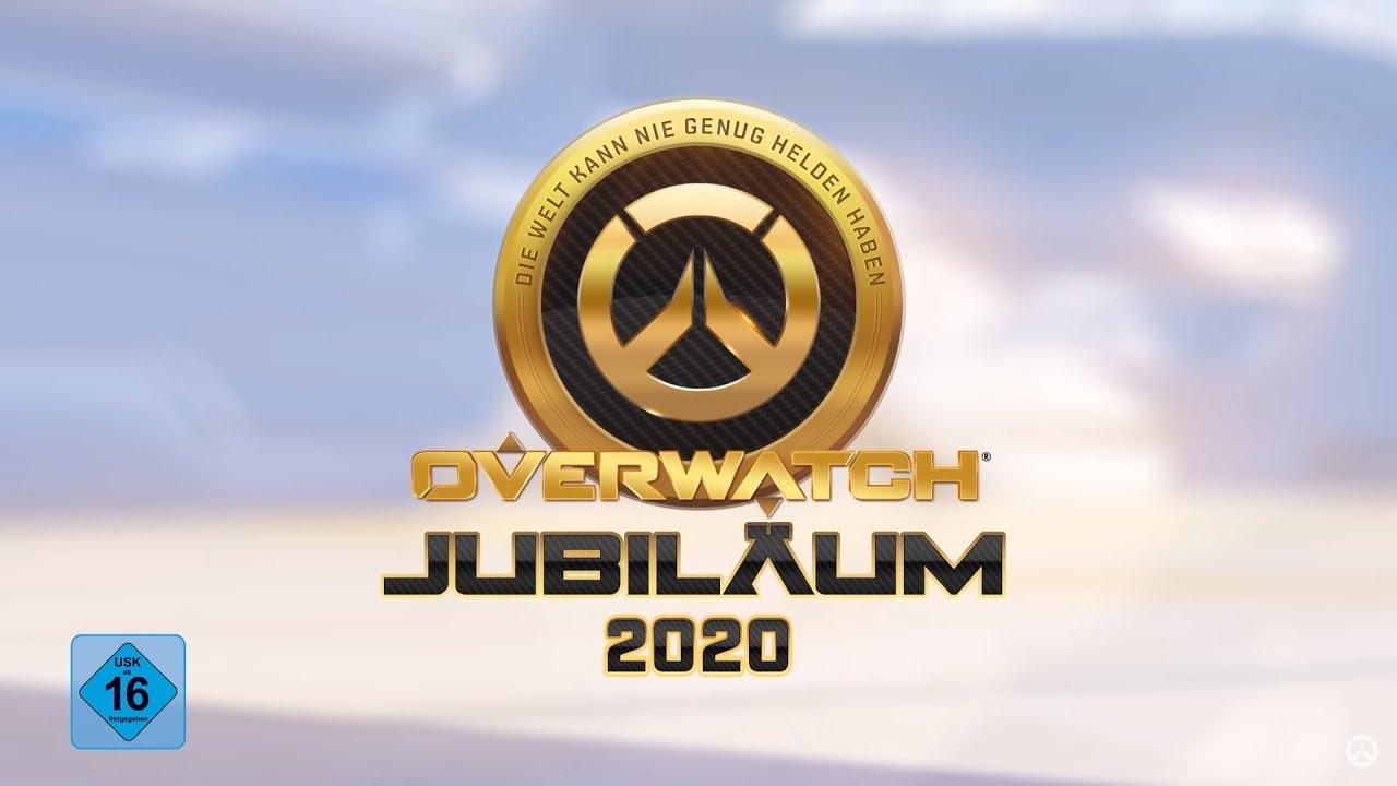Overwatch Jubiläum