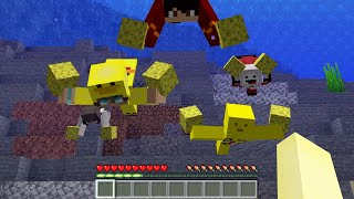 Minecraft but if I Die my Friends LOSE (REMATCH)