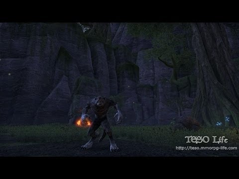 How to become a Werewolf in ESO - ESO Life