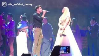 Fancam Final DSH Muzikal 12/01/2017 - Memori Berkasih by Siti Nordiana & Alif Satar