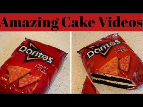 Amazing Cake Cutting Videos   Hyperrealistic Illusion Cakes