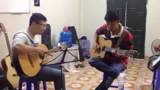 Everything I do, I do it for you | Guitar Hòa tấu - tốt nghiệp lớp cơ bản