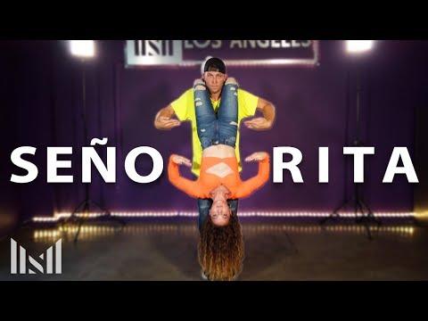 SENORITA - SHAWN MENDES & CAMILA CABELLO Dance | Matt Steffanina Ft Sofie Dossi