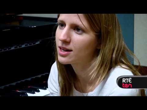 Markéta Irglová talks to RTÉ Ten