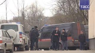 В жилом доме в Санкт-Петербурге обезврежено взрывное устройство
