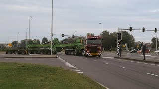 Gambar cover Heavy Haulage trucks, Long, Heavy, Special and Extreme! Mackdag 2014 truckshow, Holland
