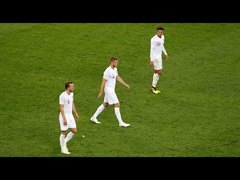 Croatia vs England: an England fan in Russia