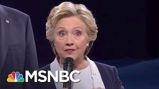 Exclusive: Hillary Clinton In Her Own Words | Morning Joe | MSNBC
