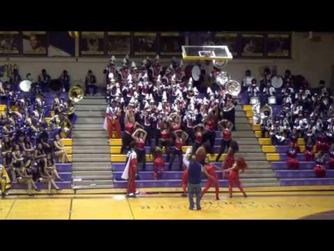 2016 Camden High School Band Battle (10-15-16) Part 4 of 5