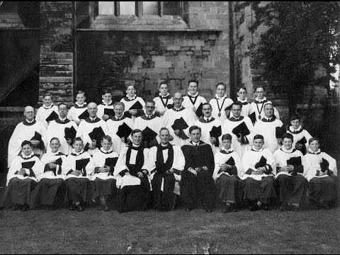 BBC Choral Evensong: Bristol Cathedral 1957 (Clifford Harker)