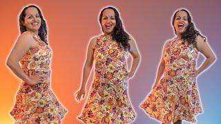 Sommerkleid selber nähen für Anfänger / Lieblingskleid kopieren
