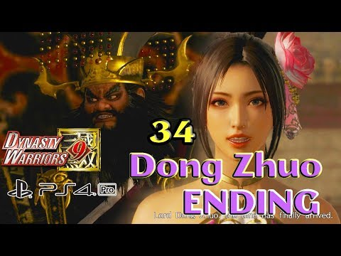 Dynasty Warriors 9 Dong Zhuo 34 Chapter 2: Owning the Capital and Diaochan!