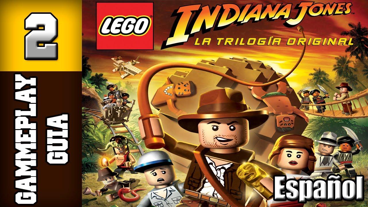 Lego Indiana Jones La Trilogia Original Guia Parte 2 En Las