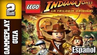 LEGO Indiana Jones - La Trilogia Original Guia - Parte 2