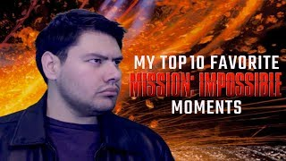 My Top 10 Favorite Mission: Impossible Moments