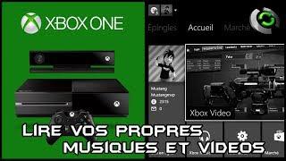 [FR] Xbox One Tutorial - Lire vos musiques et vidéos sur votre Xbox One ! (HD 1080P)