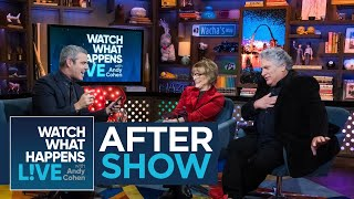 After Show: Jane Curtin's Relationship With Lorne Michaels | WWHL