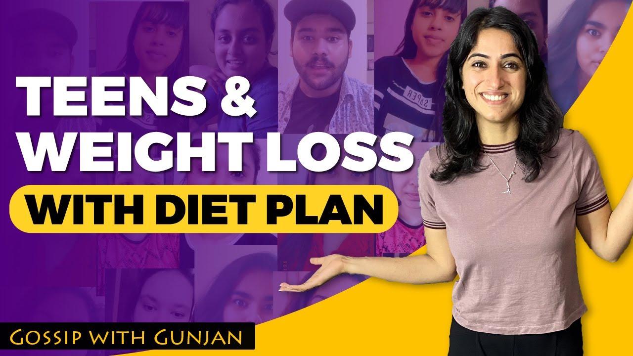 <div>Weight Loss for Teenage Girls & Boys (with DIET PLAN) | Gossip with Gunjan by GunjanShouts</div>